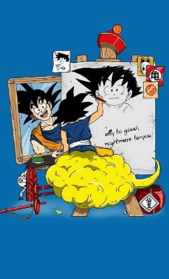 Camiseta Dragon Ball