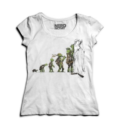 Camiseta Teenage Mutant Ninja Turtles