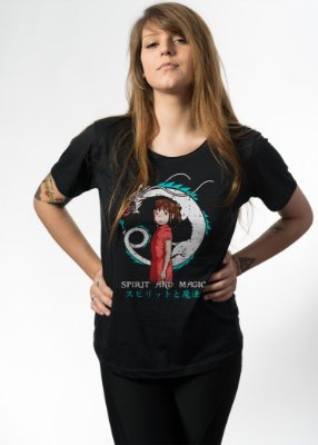 Camiseta Spirit And Magic