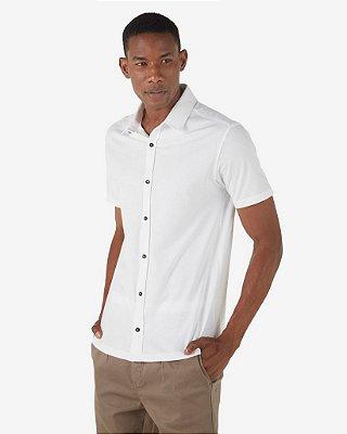 Camisa Regular Classic - Branco