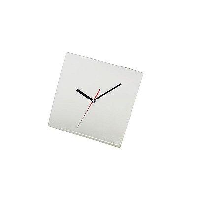 Azulejo Relógio 15x15 para sublimação