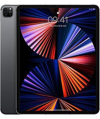 iPad Pro de 12,9 polegadas 2021 (Wi-Fi + Celular, 2 TB) - Cinza espacial