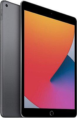 iPad Apple 2020 (10,2 polegadas, Wi-Fi, 128 GB) - Cinza espacial (8ª geração)