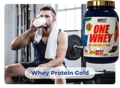 LDE - Whey Protein Gold