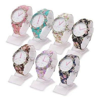 Box Showpromodia : Kit com 7 Relógios Femininos - Envio Imediato