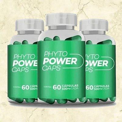 -Suplevitta-: Compre 4 e Leve 4: Phyto Power Origianal - Emagrecedor - Tratamento para 5 Meses