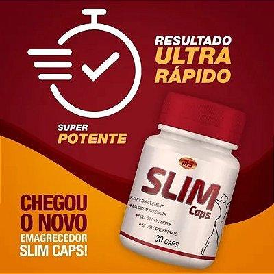 -Suplevitta-: Emagrecedor Natural: Kit 3 Potes de Slimcaps - Acelerador do Metabolismo