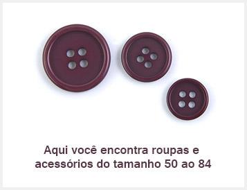 roupas 50 a 80