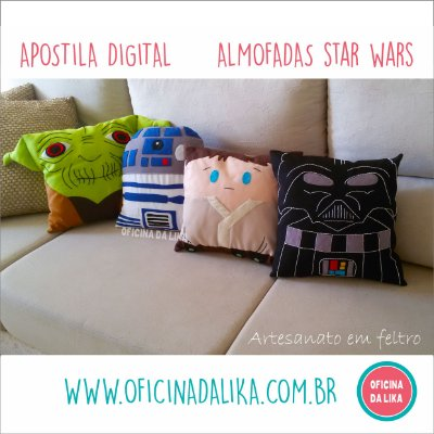 APOSTILA MOLDE STAR WARS