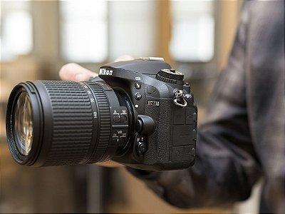Câmera Nikon D7200 Lente 18-140 + 16Gb