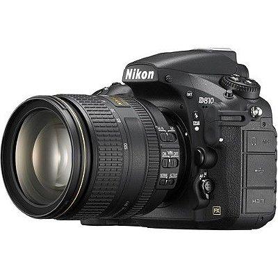 Nikon D810 Lente 24-120mm