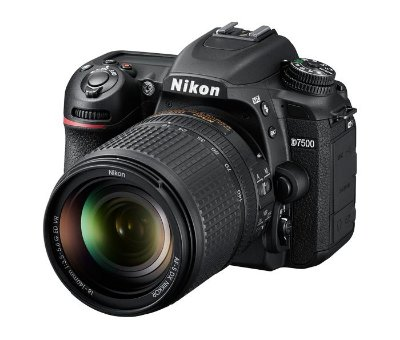 Nikon D7500 18-140mm F3.5-5.6G ED VR