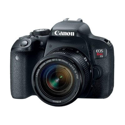 Canon Eos Rebel T7i Dslr 18-55mm Is Stm