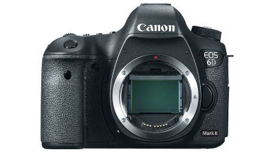 Canon EOS 6D Mark II Corpo