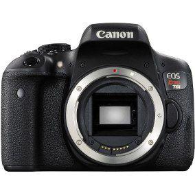 Canon t6i + Lente 50m 1.8 Stm
