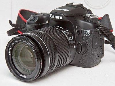 Canon Eos 70D 18-135+ 16Gb