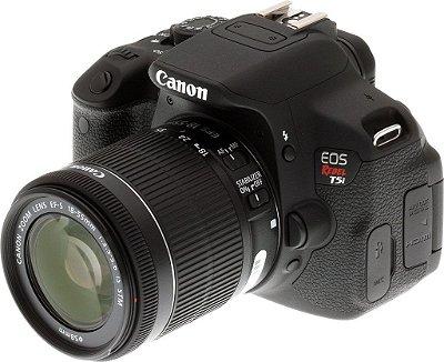 Canon Eos Rebel T5i 18-55 +32Gb