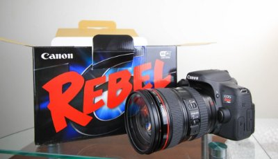 Canon EOS Rebel T6i 18-135mm f/3.5-5.6 IS STM