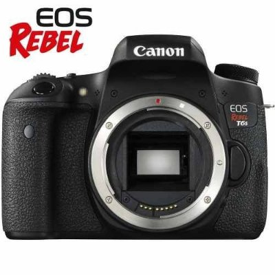 Canon EOs Rebel T6S body