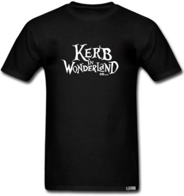 Camiseta Kerb In Wonderland