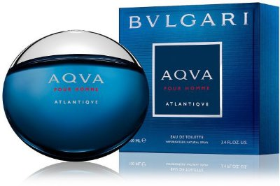Perfume Masculino Bvlgari Aqva Atlantiqve 100ml - Bvlgari - Perfumes Importados Gi