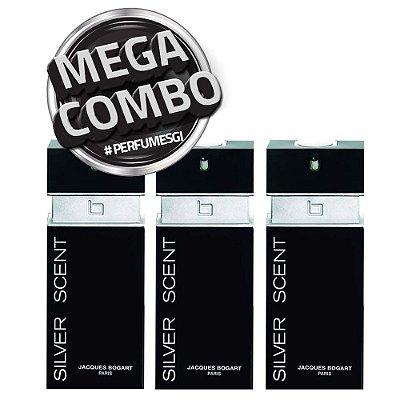 Perfume Silver Scent 100ml Comprar 3 unidades com melhor preço