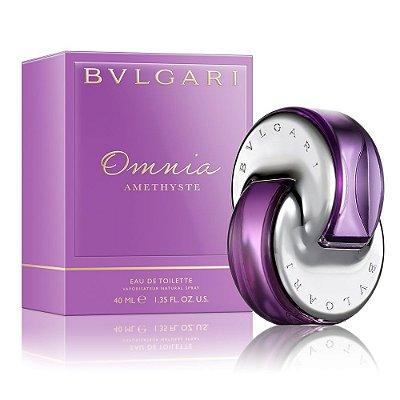 Perfume Bvlgari Omnia Amethyste 65ml EDT Feminino na Giovanna Imports