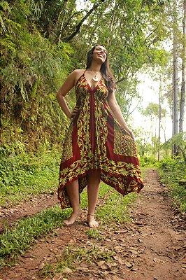Vestido Deusa Durga