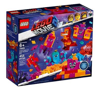 Lego Modelo Whatever Box da Rainha Flaseria!