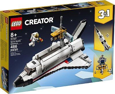 Lego Aventura de ônibus espacial