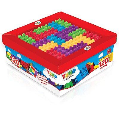 Tand Kids - Super Caixa 120 peças