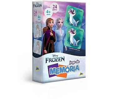 Frozen - Jogo de Memória