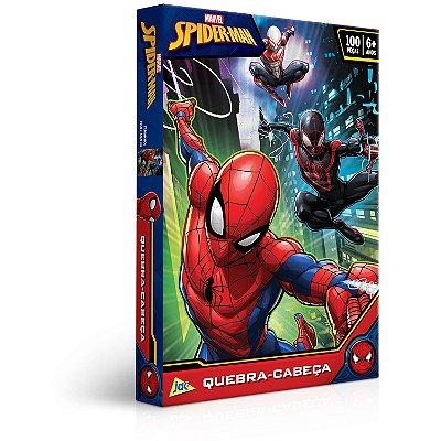 Spider-Man - Quebra-cabeça - 100 peças