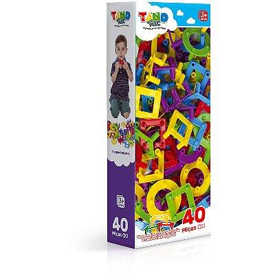 Tand Plic Plec - 40 peças