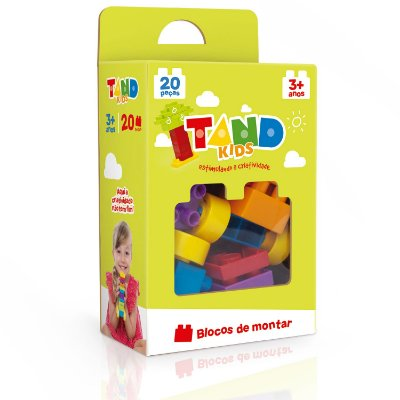 Tand Kids - Caixa 20 Peças