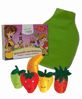 Dedoches e Avental Frutas