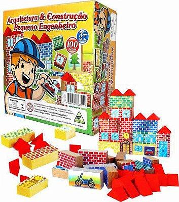 Arquitetura e Construção 100 peças