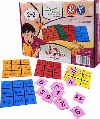 Bingo Aritmético em EVA