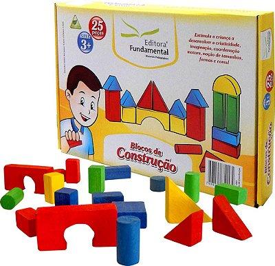 Blocos de Construção 25 peças