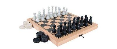 Jogo de Xadrez e Dama