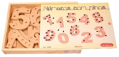 Números com Pinos