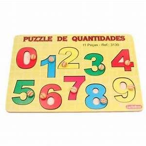 Puzzle de Quantidades