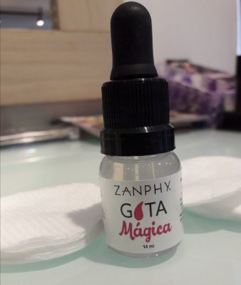 Diluidor Gota Mágica 14ml Zanphy
