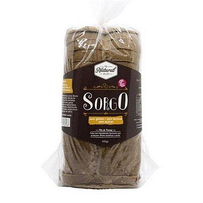 Pão de Sorgo Sem Glúten e Lactose 450g