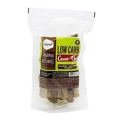 Torradinha Artesanal Lowcarb Couve-Flor Sem Glúten e Lactose 90g