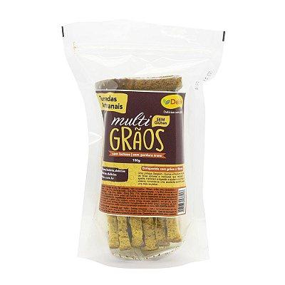 Torradinha Multigrãos Sem Glúten e Lactose 100g