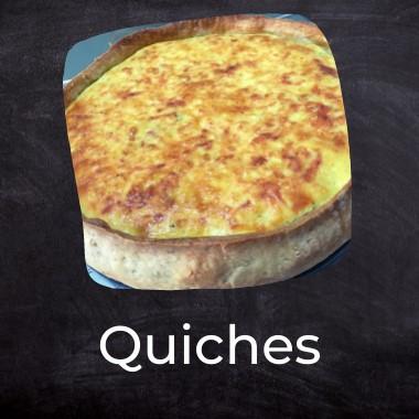 Quiches [Antigo]