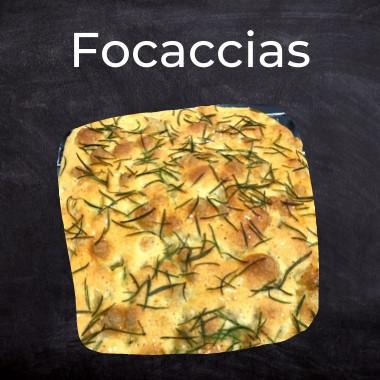 Focaccias [Antigo]