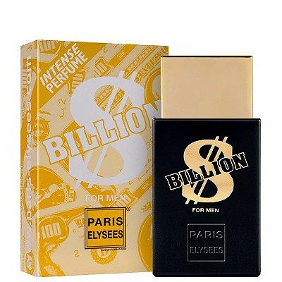 BILLION FOR MEN By Paris Elysees