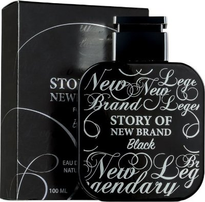 STORY OF NEW BRAND BLACK By New Brand